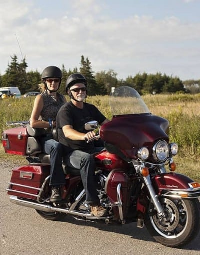 Rock and Ride Tandem